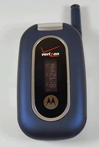 VERIZON MOTOROLA W315 BLUE CLEAN ESN READY FOR ACTIVATION