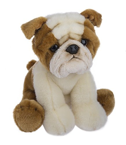 Ganz Heritage Coll. Baby Boy Girl Plush Stuffed Animal Toy Dog - Bulldog -