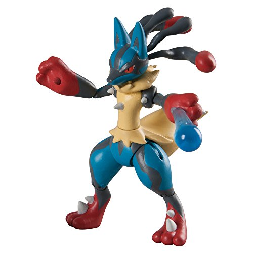 Pok%C3%A9mon Hero Figure Mega Lucario