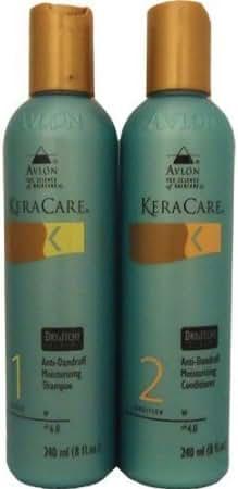 Avlon Keracare Dry & Itchy Scalp Shampoo 8oz + Dry & Itchy Scalp Conditioner 8oz