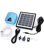 Haofy Solar Pond Aerator Profesjonalna pompa tlenu, napowietrzacz tlenu do ogrodów, akwariów, stawów, zasilana energią słoneczną, wodoodporna pompa powietrza - zasilana energią słoneczną