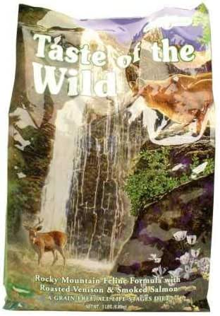 Cat Food: Taste of the Wild
