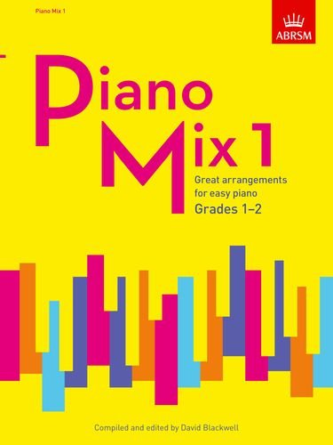 Piano Mix - Piano Mix 1: Great arrangements for easy piano