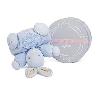 Kaloo Perle Plush Toys, Blue Chubby Rabbit, Medium