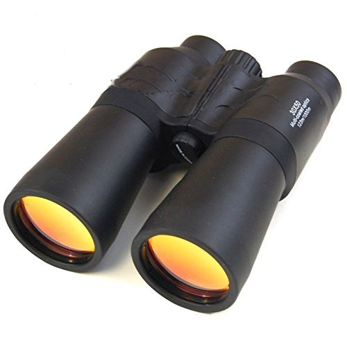 Day/Night 30X50 Multi-Coated Military Zoom Binoculars w/Pouch Hunting by Hunting Binoculars