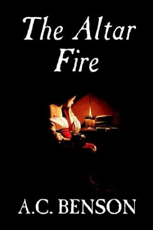 book cover of The Altar Fire