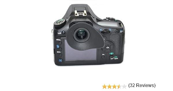 Visor para Nikon D40, D40x, D60, D70, D80, D90, D100, D200, D3000 ...