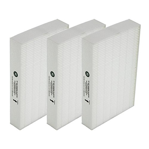 Aftermarket Honeywell Filter R True HEPA Replacement Filter - 3 Pack, HRF-R3 By Breathe Naturally®