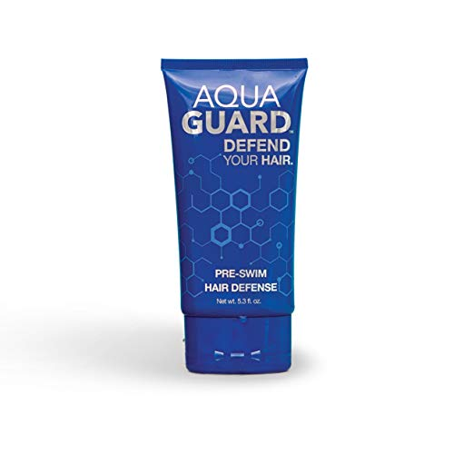 AquaGuard Pre-Swim Hair Defense