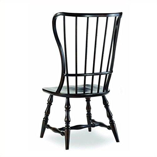 Ebony Side Chair - 3