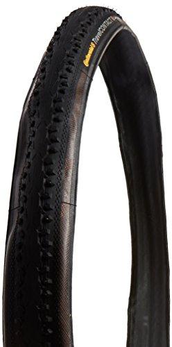 - Continental Travel Contact Duraskin Folding Tire, Black, 700 x 37cc (37-622/28 x 1 3/8 x 1 5/8)