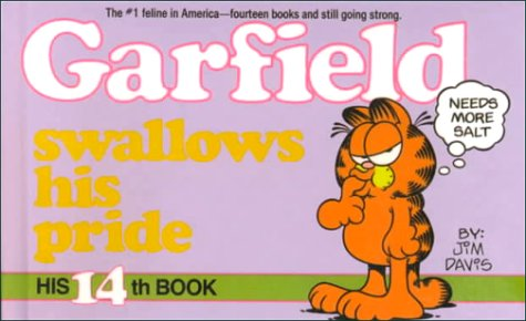 Garfield Swallows His Pride (Garfield (Numbered Tb))