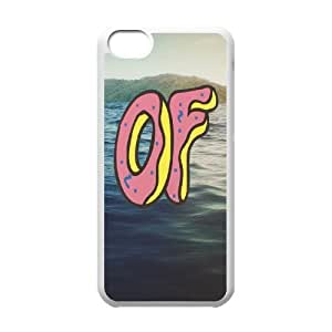 Personalized Cover Case with Hard Shell Protection for Iphone 5C case with Odd Future,OF lxa#291549