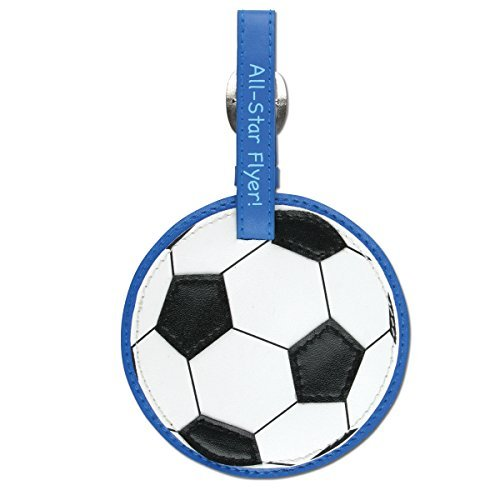 Stephen Joseph toys Luggage Soccer Tags by Stephen Joseph