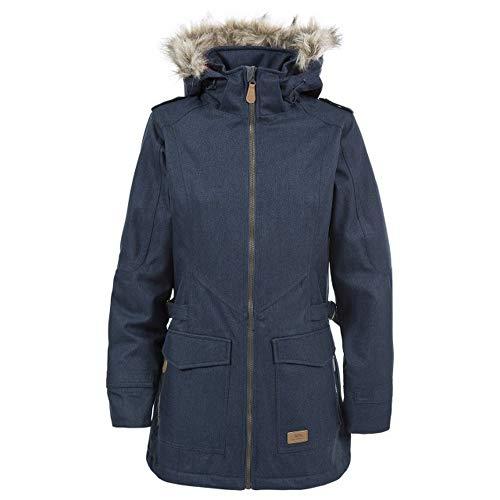 Trespass Womens/Ladies Everyday Waterproof Jacket (XXXL) (Navy) ()