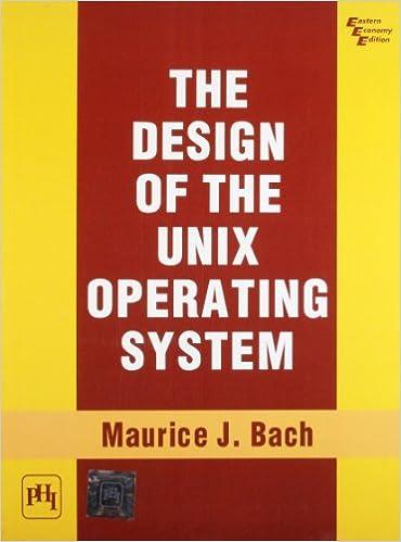 Unix Operating System Pdf