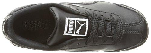 Sneaker Kids PS Puma K Roma Black Puma Basic Black Puma gXxTqwq