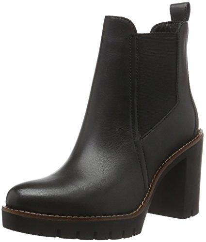 Chelsea Tommy P1285aola Boots Femme Noir black Hilfiger 1a 990 vx1qwxRtA