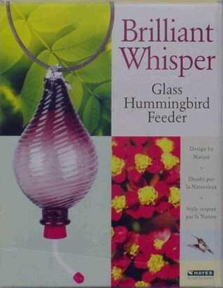 Hummingbird Feeder (50035) (Palm Hummingbird Feeder)