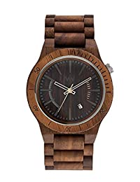 WeWOOD Assunt Nut Watch - Walnut Wood