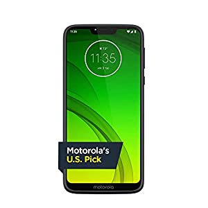 Motorola MOTO G7 Power – GSM Unlocked 32GB Android Smartphone – Marine Blue (Renewed)
