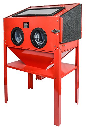 JEGS Performance Products 81500 Vertical Sandblast Cabinet by JEGS