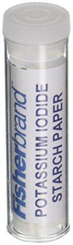 Iodine Test Strips - Potassium Iodide-Starch Test paper