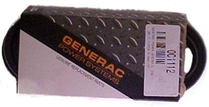 - Generac 0C1112 OEM RV Power Generator Belt V-RIB 4Lx42.75 - Replacement Part