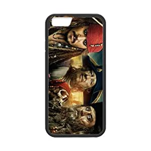 Pirates of the Caribbean iphone 6 4.7 inch Plastic Cell Phone Case For Boys STY101388