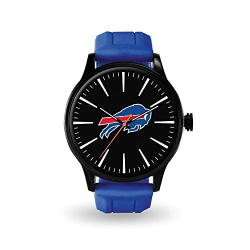 Q Gold Gifts Watches NFL Buffalo Bills Cheer Watch by Rico Industries