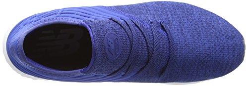 Homme Decon Noir Cruz New Black Blue Bleu Balance Baskets 5IxUqwnEZq