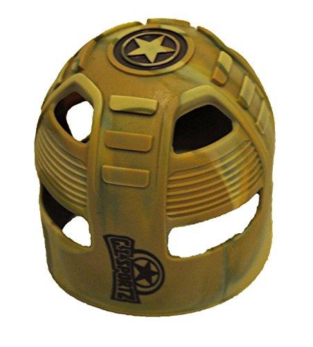 G.I. Sportz Exalt Paintball Carbon Fiber Tank Grip Cover All Sizes - Camo -