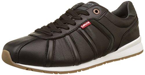 Schwarz Ii Levi's Schwarz Sneakers 1700 Almayer Noir Noir Herren HAZ1O