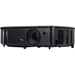 Optoma HD142X Full HD 1080p 3D DLP Home Theater Projector - (Certified Refurbished) by Optoma