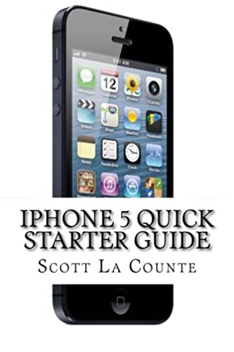 buy iphone 5 quick starter guide or iphone 4 4s with ios 6 book rh amazon in Apple iPhone 5 iphone 5s quick guide