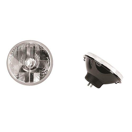 2 Pack Xenon with Halos Delta 01-1249-50XH 200mm Headlight Kit