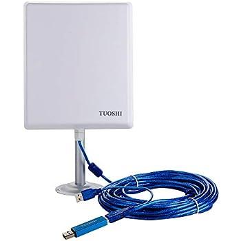 Amazon.com: KuWFi Long Range Outdoor WiFi Netwok Adapter ...