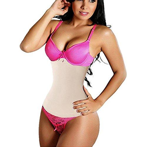 Sheer Girdle - WEICHENS Shapewear Waist Cincher Tummy Tuck Trimmer Girdle Body Shaper for Women