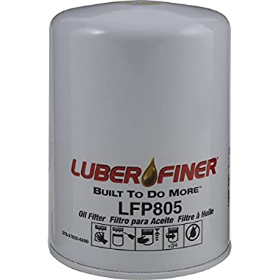 Luber-finer LFP805 Heavy Duty Oil Filter: Automotive