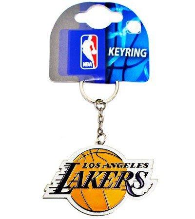 Los Angeles Lakers NBA Schlüsselanhänger Schlüsselring Schlüsselband Keyring all4yourparty