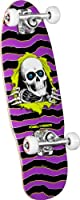 Powell-Peralta Micro Ripper 3 Complete Skateboard (Purple/Green) from Powell-Peralta