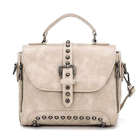 Amazon.com: Women Shoulder Bag Luxury Designer Handbag ...