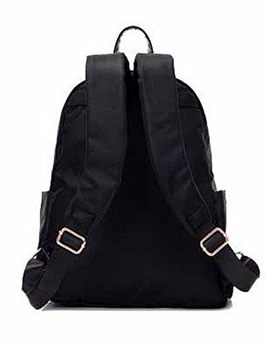 Aller randonnée à Femme l'école Sacs Daypack GMBBB180732 à Noir de AgooLar dos Daypacks Itwq6qH