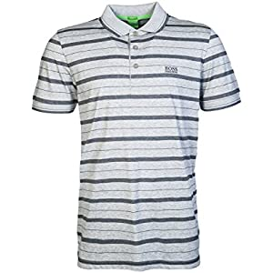 f8253f6b7 HUGO BOSS Boss Green Mens Short Sleeve Polo Shirt Paddy 1 50320918