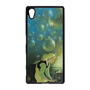 Sony Xperia Z5 Phone Case Stylish Phone Shell Cover Cinderella Quotes Creative Style Cover for Sony Xperia Z5 Disney Cartoon Cinderella