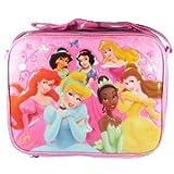 Princess : 6 Princess Lunch Box (Pink)