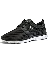 Walking Shoes Men Fashion Breathable Sneakers Casual Athletic Lightweight Outdoor Sports Shoes