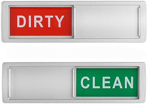 Dishwasher Shutter Non Scratching Adhesive Indicator product image