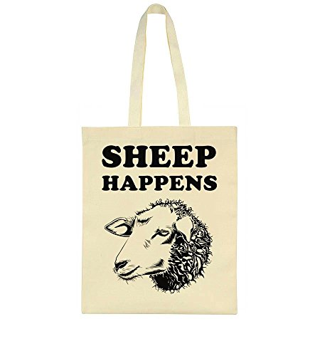 Happens Sheep Bag Sheep Tote Portrait ZOdd5nP