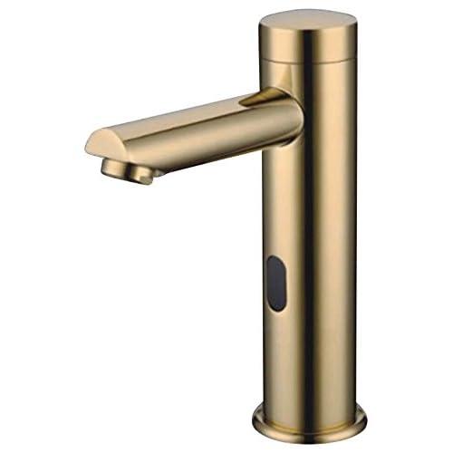 Solo Gold Tone Sensor Faucet outlet